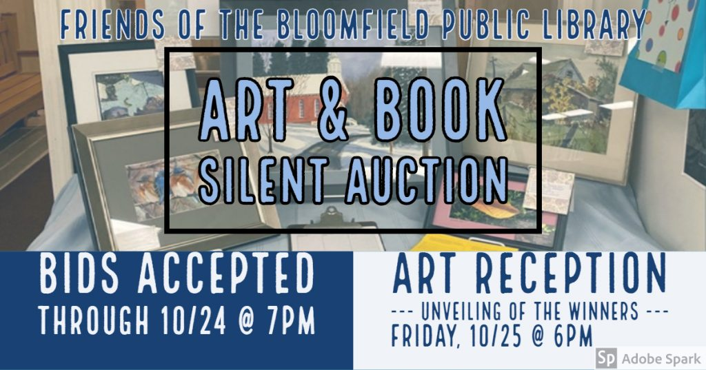 FOTL Art & Book Silent Auction