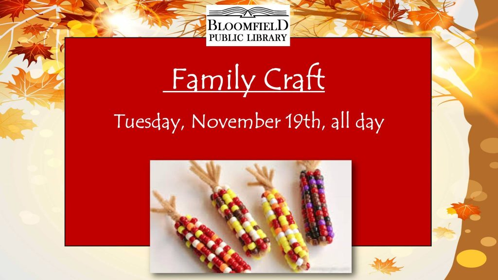 Family Craft Day: Make your own beaded pipe-cleaner maze!